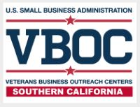 SoCal VBOC | Veterans Business Outreach Center Logo